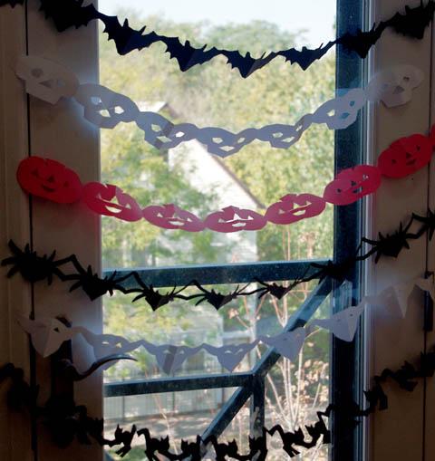 Coxpon Com Discover Free Printable Halloween Paper Chain Templates