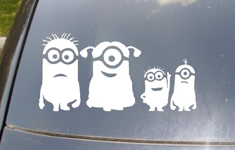 COM / Discover / The Nerd Alternative to Boring Family Car Decals
